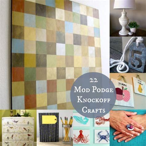 modge podge crafts for 22 mod podge diy knock projects mod podge rocks