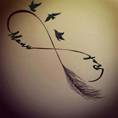 1000 images about tatouages on pinterest infinity love