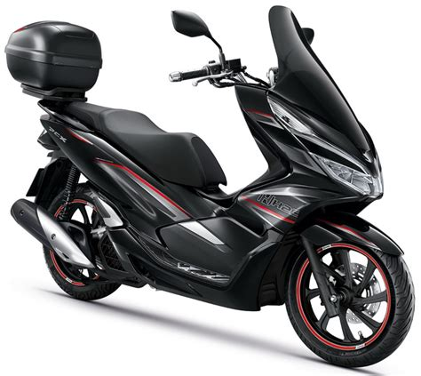 Pcx 2018 Honda Indonesia by Pilihan Warna All New Honda Pcx150 2018 Indonesia