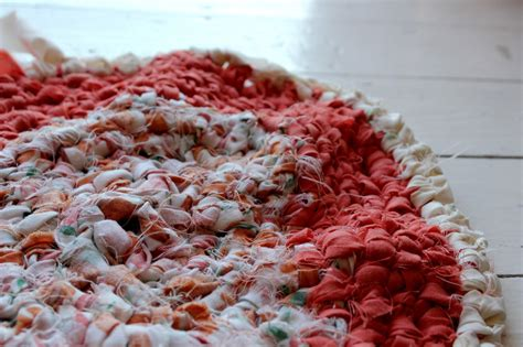how to crochet a rag rug create your modern crochet rag rug best decor things