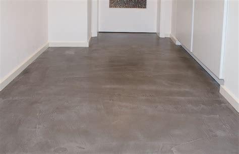 betonfußboden selber machen beton floor fussboden flur wohndesign beton statt