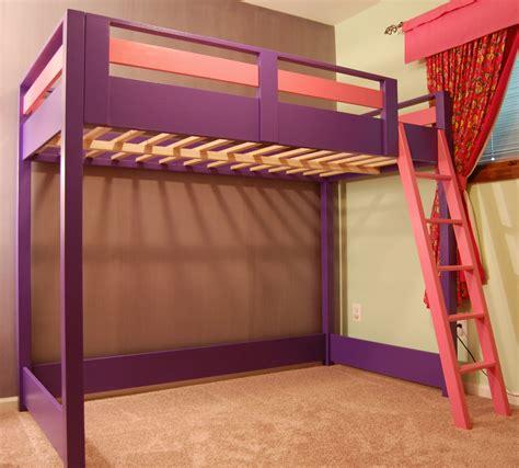 bed loft plans wood loft bed plans free breeds picture