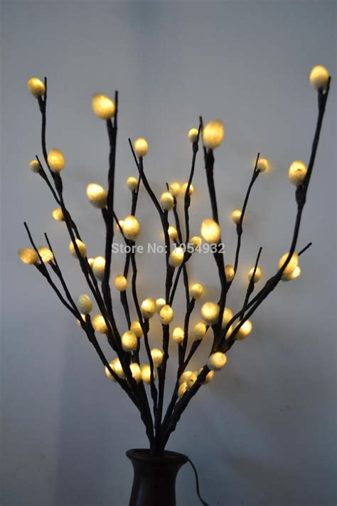 lighted branches wholesale buy wholesale willow branches lighted from china