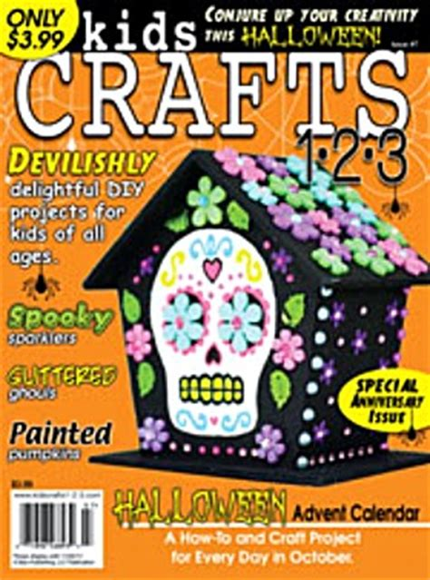 craft magazines for projects featured in crafts 1 2 3 magazine