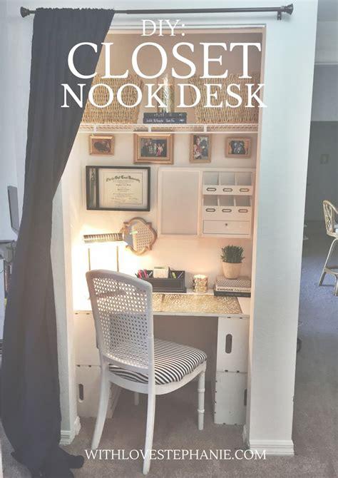 desk in closet best 25 closet desk ideas on closet office