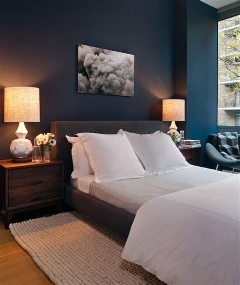Peacock Blue Bedroom Paint Design Ideas