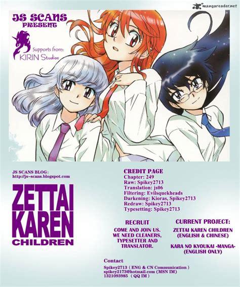 zettai children zettai children 249 read zettai children 249