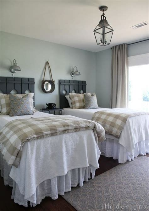 paint colors for guest bedroom guest bedroom painted in sea salt by sherwin williams