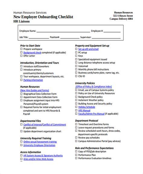 Checklist Template Docx   Checklist Template Docx