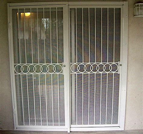 patio security screen doors security screen doors