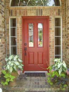 front door colors for house best 20 brick house colors ideas on painted