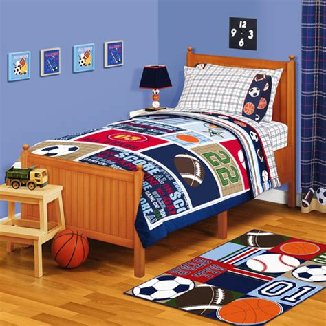 sports toddler bedding sets american all comforter