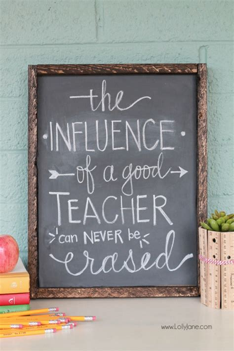 diy chalkboard sign tutorial appreciation week gift ideas landeelu