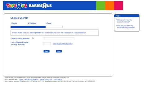 make payment on card toys r us credit card login make a payment