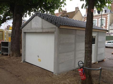 Garages En Beton Prefabrique