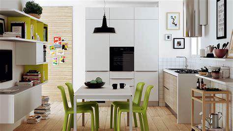 kitchen designs for small areas idee per arredare cucine piccole con scavolini