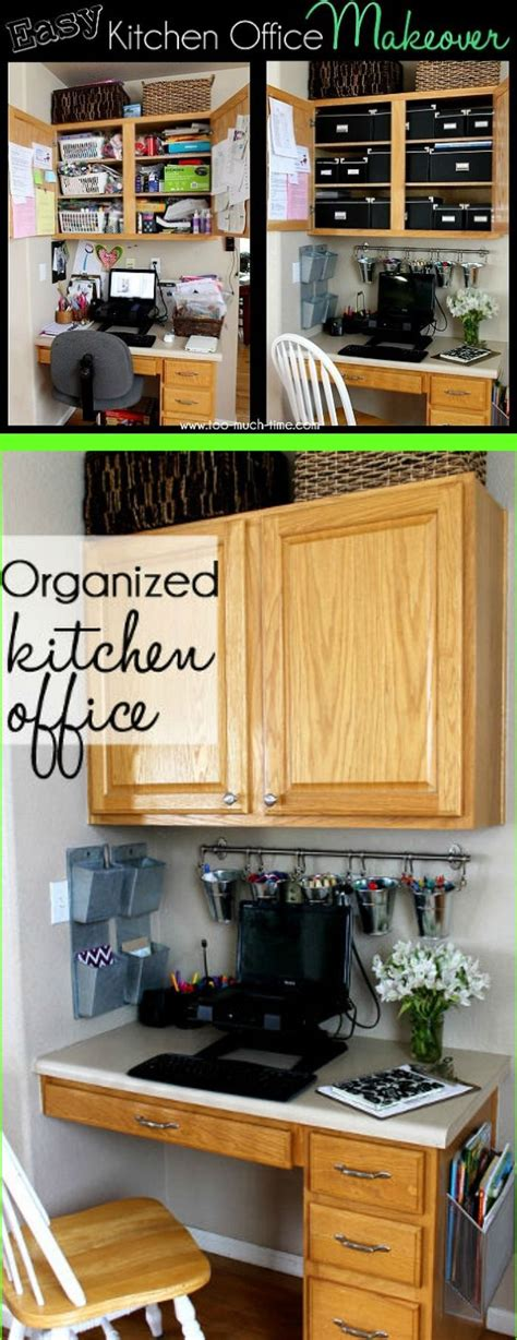 kitchen office organization ideas 1000 ideas about kitchen office spaces on kitchen office kraftmaid cabinets and