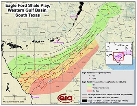 Eagle Ford by The Eagle Ford Shale Play How To Get And Condensate