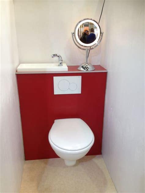wc suspendu avec lave integre 7 pinteres