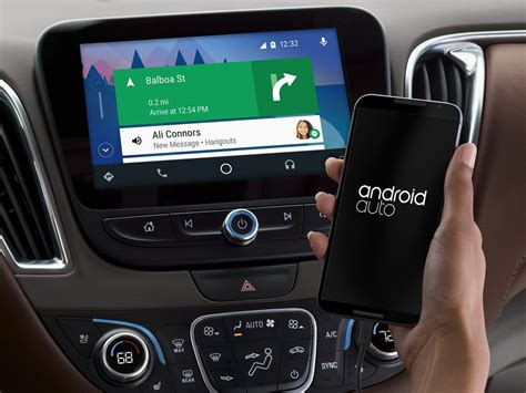 Car Apps For Android Chevrolet by Chevrolet Dealers Offering Free Android Auto Update For