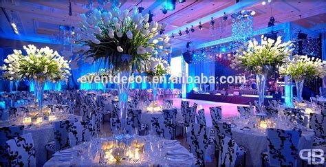 blue vases for centerpieces glass vases wedding table centerpieces buy