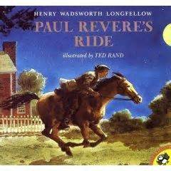 a picture book of paul revere free books gt children s books gt ages 4 8 gt picture books