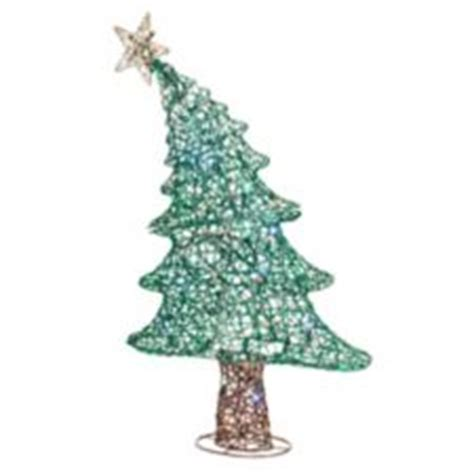 noma tree canadian tire noma pre lit whimsical bent tree 36 in