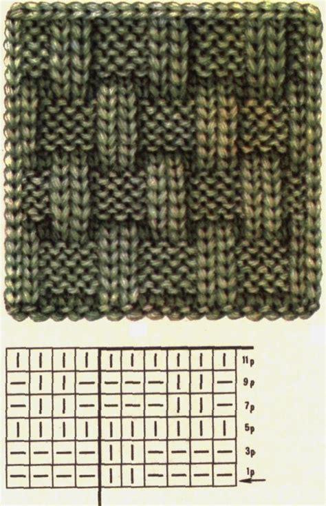 basket weave knit pattern knitted basket weave pattern diy craft s mydiddl