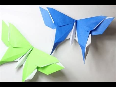 origami swallowtail butterfly how to make an origami butterfly michael lafosse