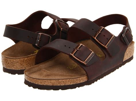 birkenstock habana leather birkenstock leather unisex habana leather zappos free shipping both