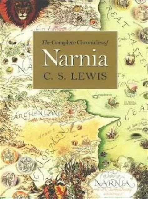 Schrantz Chronicles Of Narnia Books