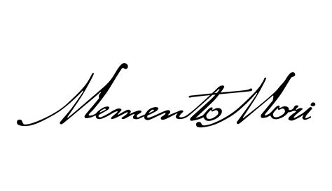 memento mori design as pdf file by blackboxberlin on