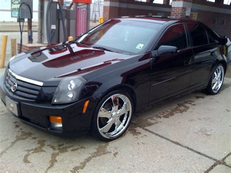 2004 Cadillac Cts Tire Size by 2005 Cadillac Cts V Tire Size
