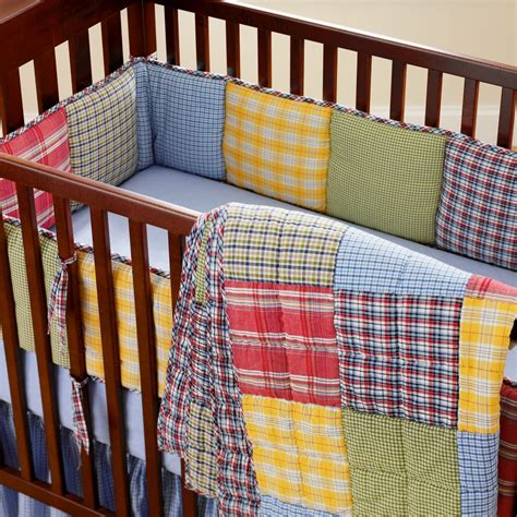 madras crib bedding rushing november 2010