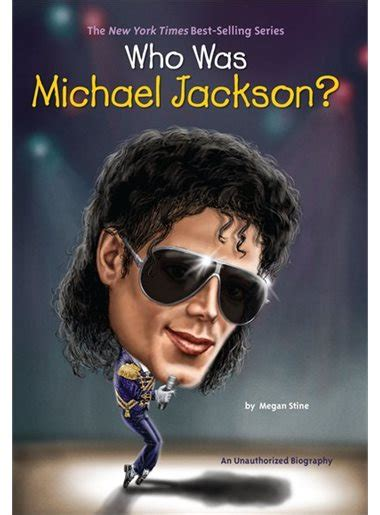 michael jackson picture book who was michael jackson book by megan stine paperback