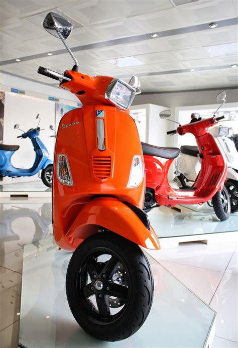 Vespa Lx Merah Modifikasi by Piaggio Vespa Bekasi Jual Vespa Matic