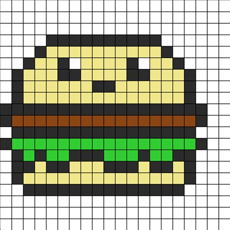 kawaii perler bead patterns gallery perler ideas