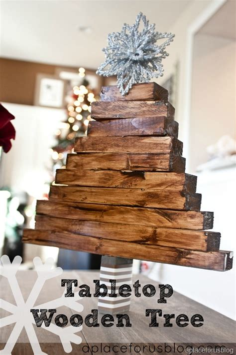 wooden craft projects easy craft wooden tree