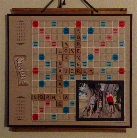 things to do with scrabble tiles scrabble board with tiles and pictures things i ve