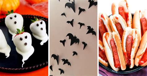 decoracion de hallowen 17 sencillas ideas para decorar tu casa en halloween