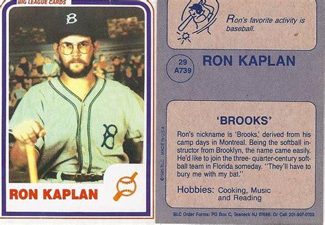 how to make baseball cards gary cieradkowski will make you a baseball on