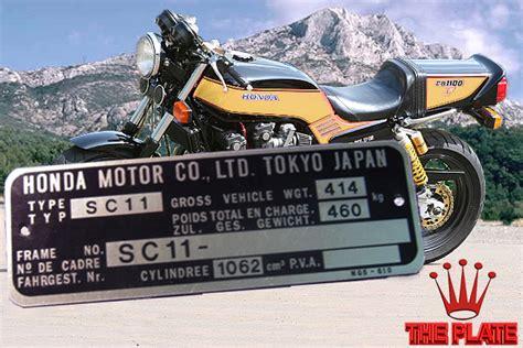 Bmw Motorcycle Vin Decoder by Honda Motorcycle Vin Decoder Askcom Html Autos Weblog