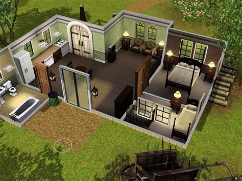 sims 3 4 bedroom house design requires sims 3 world adventures