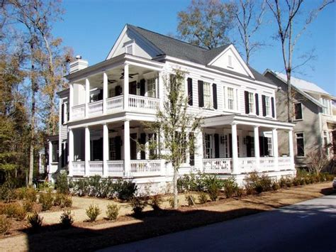 low country house plans with porches side porch country house plans low country