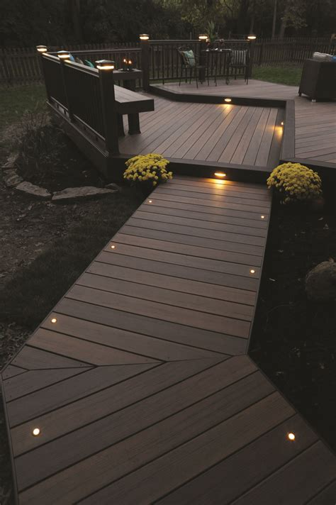 patio deck lighting 25 best ideas about deck lighting on patio