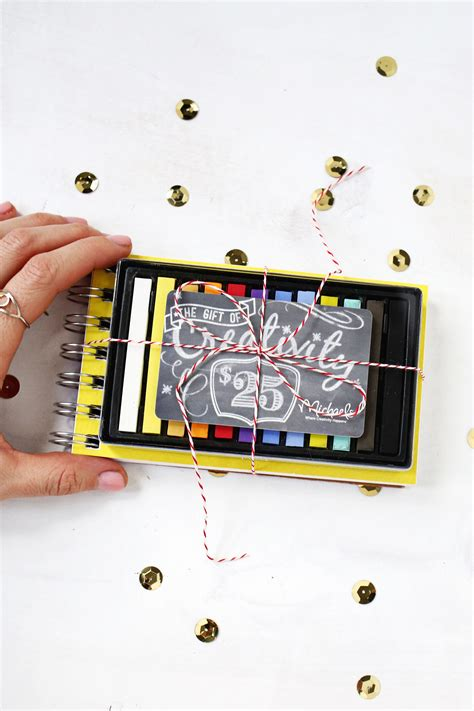 5 creative ways to wrap gift cards a beautiful mess