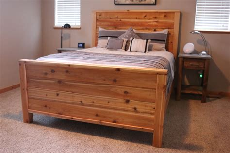 how to make a wood bed frame diy bed frame plans how to make a bed frame with diy pete