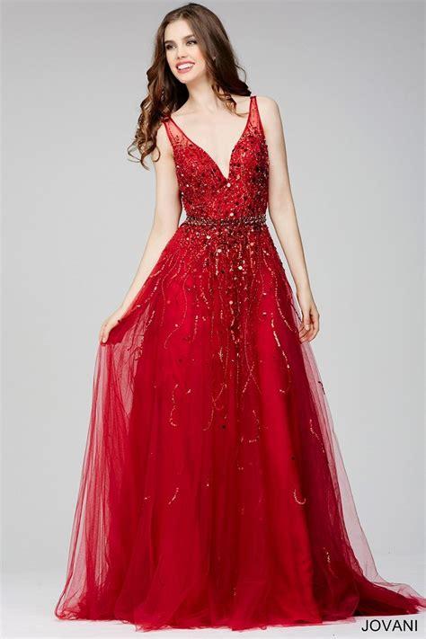 tulle beaded dress jovani 29085 beaded tulle prom dress madamebridal