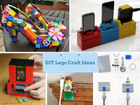 diy projects craft ideas 23 diy easy lego craft ideas for its