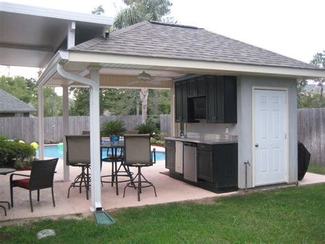 pool house plans with bathroom pool houses cabanas outdoor kitchens e c o builders
